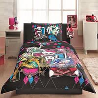 Комплект детского постельного белья  TAC Monster High