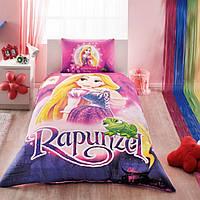 Комплект детского постельного белья  TAC Rapunzel