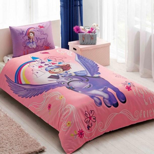 Комплект детского постельного белья  TAC Sofia Minimus