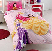 Комплект дитячої постільної білизни TAC Princess Happily Ever After