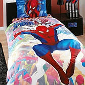 Комплект дитячої постільної бельяТАС Spiderman Sense Multiposes