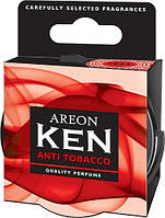 Ароматизатор Areon Ken на панель, Anti Tobacco