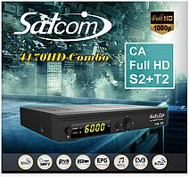 Satcom 4170 HD Combo AC3 (CA S2 + T2)