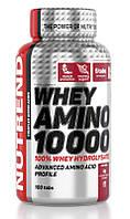 Whey Amino 10000 Nutrend, 100 таблеток