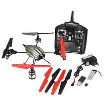 Квадрокоптер р/у 2.4Ghz WL Toys V959 с камерой, фото 2