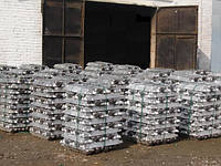 Алюминий вторичный в слитках DIN226, DIN231, UNI5075, UNI5076, ADC10, ADC12