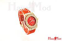Женские часы  HUBLOT Красные