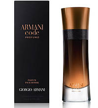 Мужская парфюмированная Giorgio Armani Armani Code Profumo (реплика)