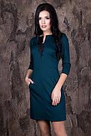Платье Клима  (зеленый)