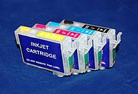 ПЗК Epson T1711-T 1714.Epson  XP303,XP-306,XP403/XP406,XP323,XP313, XP413, XP406 и др.