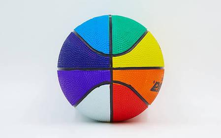 Мяч резиновый №1 LANHUA RJ125, фото 2