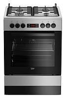 Комбинированная кухонная плита Beko FSM 62320 DSS