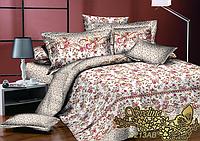 Семейный комплект постельного белья Sveline Tekstil S213АВ (сатин)
