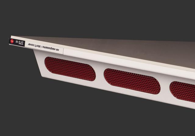 устройство керамического обогревателя opal 375