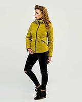 Женская курточка укороченная