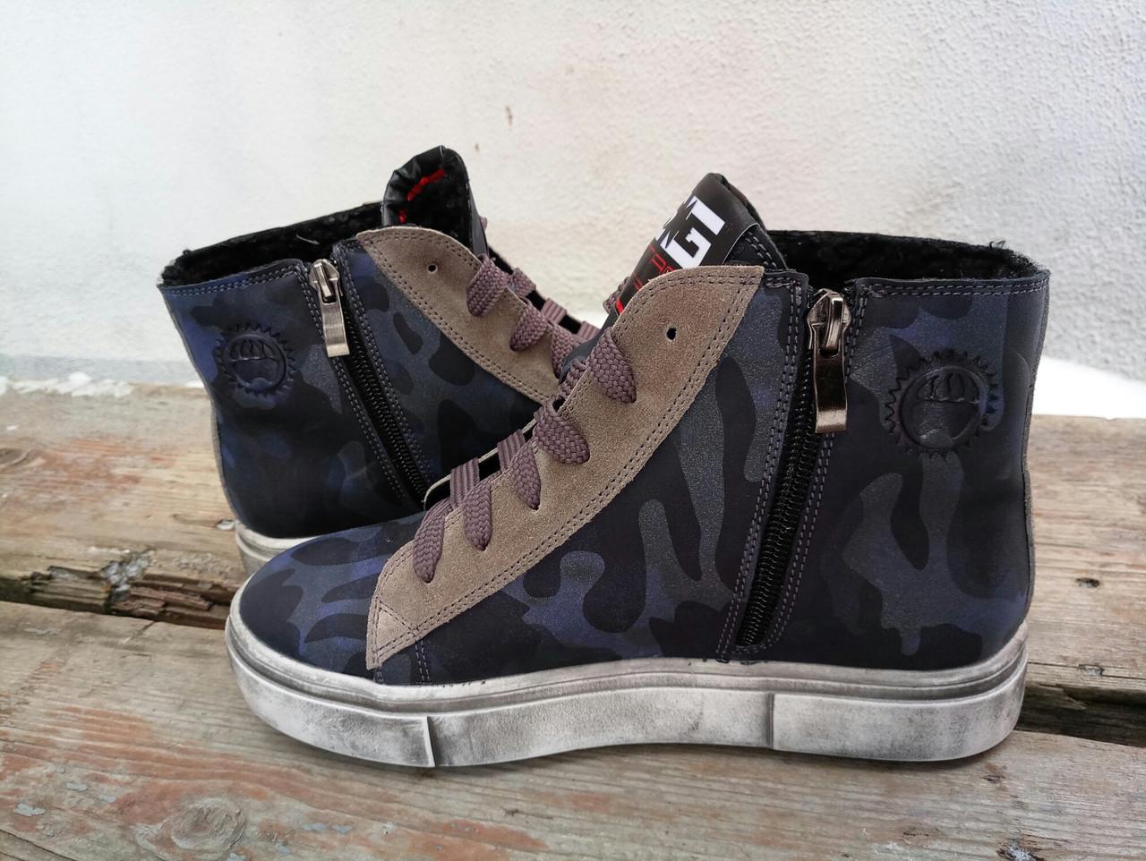 ac0a1a9c9 ... Женские ботинки-кеды демисезон,подошва тёрка. Натуральная кожа. , фото  4 ...
