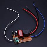 Контроллер и пульт дистанционного управления светом  люстры или светильника (на 1 канал), фото 3