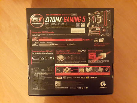 Материнская плата Gigabyte GA-Z170MX-Gaming 5, фото 2