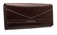 Стильный женский кошелек B108-5242 deep brown