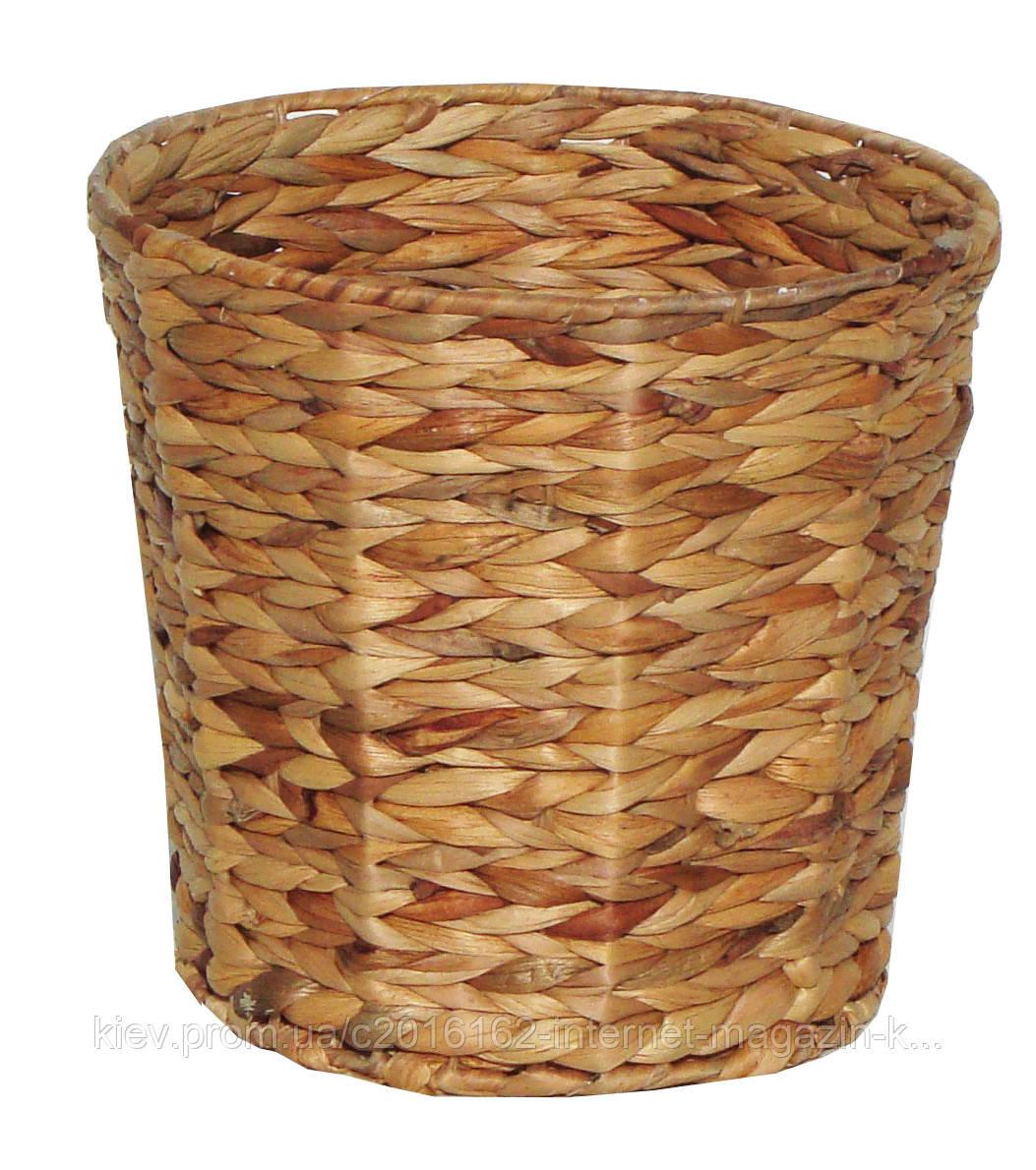 Корзина для белья большая плетеная Special4You Plump natural