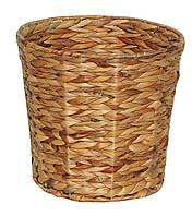 Корзина для белья большая плетеная Special4You Plump natural, фото 1