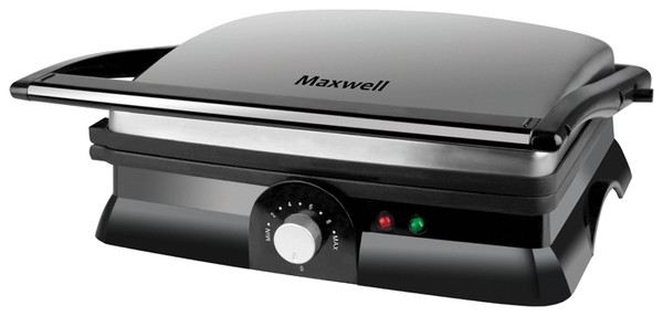 Гриль-пресс Maxwell MW-1960 Steel