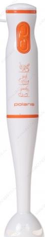 Блендер Polaris PHB 0508 White / Orange (блендер погружной)