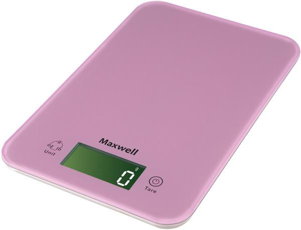Кухонные весы Maxwell MW-1456 VT (электронные весы)