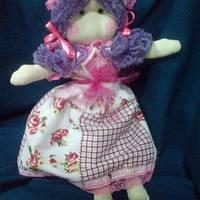"Кукла  Vikamade малая игровая  ""Ретро"" ., фото 1"