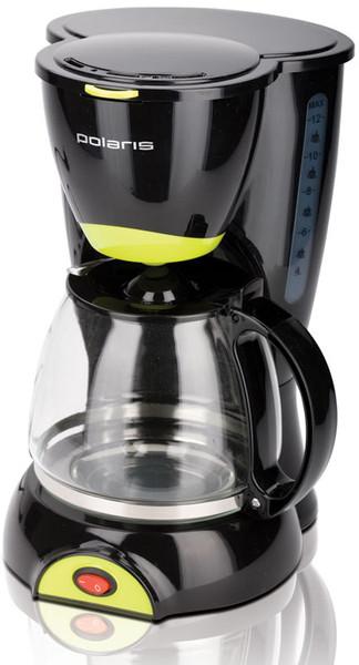 Кофеварка POLARIS PCM 1211 (Домашняя кофеварка)