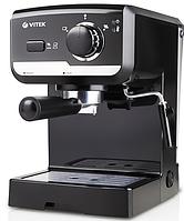 Кофеварка Vitek VT-1502 Black(кофеварка дом)