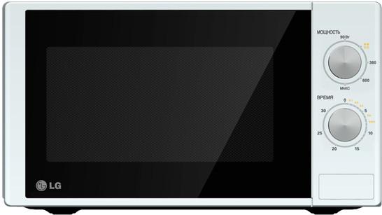 Микроволновая печь LG MS2022D (микроволновка)
