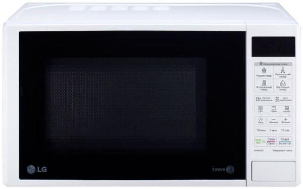 Микроволновая печь LG MH6042D (микроволновка)