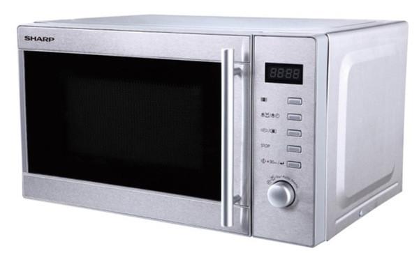 Микроволновая печь Sharp R20STW(микроволновка)