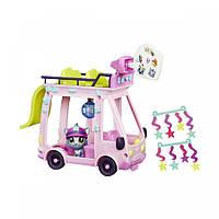 Игровая фигурка «Littlest Pet Shop» (B3806) набор Автобус