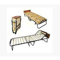 Раскладная кровать-тумба Ларио с регулируемым подголовником