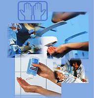 Дезинфекция рук и кожи (антисептики)
