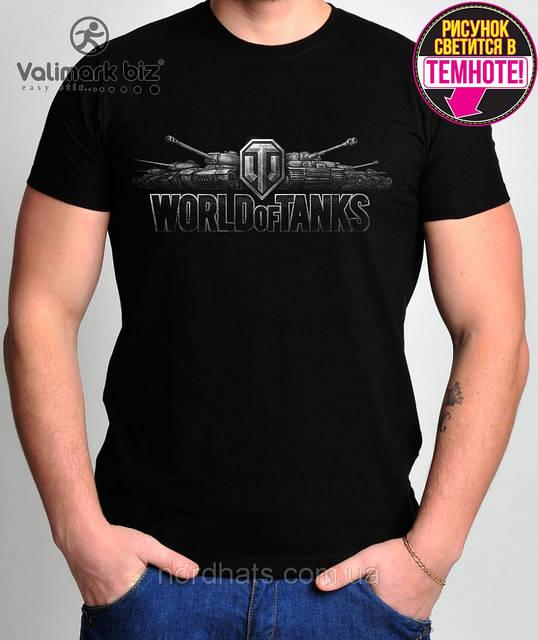"Футболка молодежная ""World of Tanks "" "" Valimark biz """