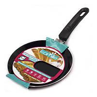 Сковорода блинная с керамическим покрытием 24 см Kamille 0604INKER