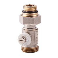 Простой вентиль Icma для панельного радиатора со встроенной термостатической группой, арт. 916