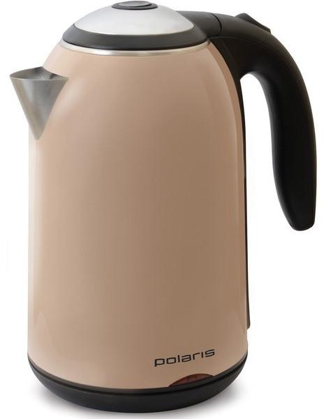 Электрочайник Polaris PWK 1766CWr Beige (чайник электрический)