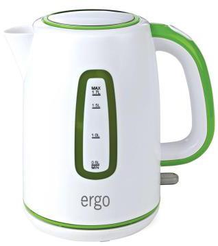 Электрочайник Ergo EKT-1720(чайник электрический)