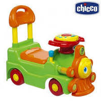 Машина каталка ходунки Локомотив Loco Train Chicco 05480.00