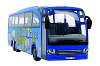Туристический Автобус инерционный Dickie 3745005N синий