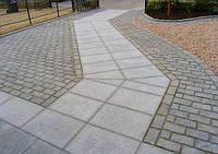 Гранитная тротуарная плитка (гранит для мощения дорожек)