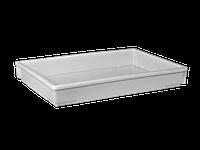 Пищевой пластиковый ящик 600х400х80