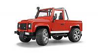 Внедорожник Land Rover Defender Pick Up Bruder 02591