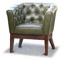 Кресло Оксфорд CF (конференционное) кожзам
