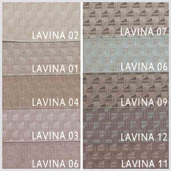 Ткань для штор LAVINA