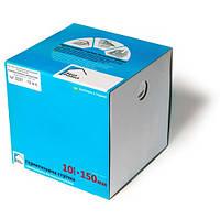 Бутилкаучуковая лента LT/FA (алюминий) 150x1.5 мм (рулон 10 м.п.), фото 1